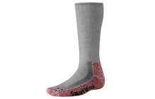 Smartwool Men's Mountaineering Extra Heavy Crew gray/crimson